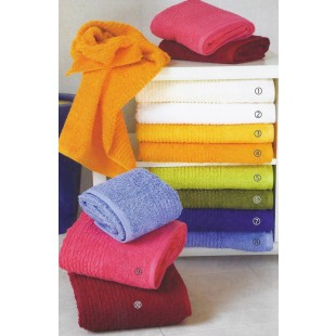 VEBA JUVEL ručníky (30x50, 50x100, 70x140)