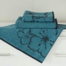VEBA TERRY ručníky květy (50x100, 70x140)
