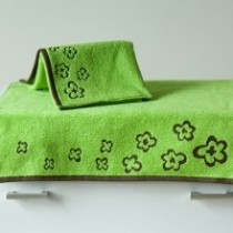 VEBA TERRY ručníky kvítka (50x100, 70x140)