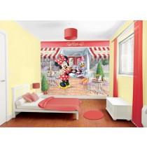 Tapeta WALLTASTIC - Minnie a Daisy (Kč/kus)