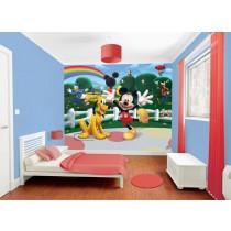 Tapeta WALLTASTIC - Mickeyho klubík (Kč/kus)