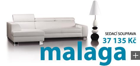 MALAGA - sedací souprava